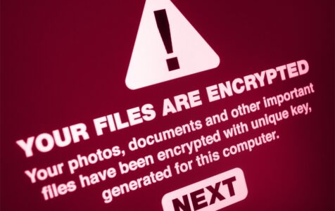 Ransomware-Your Files Encrypted