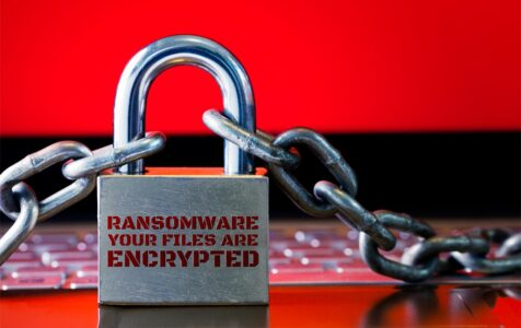 Ransomware Your Files are Encrypted