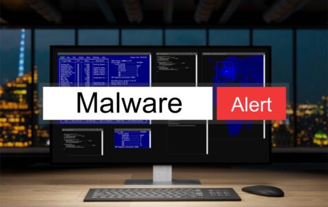 Warning Malware Alert