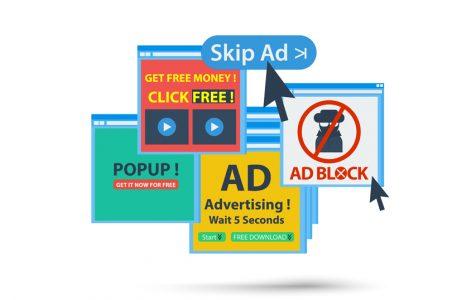 Ad Block Popup