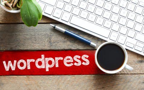 Coffee Cup Keyboard Wordpress