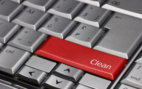 Computer Key Clean