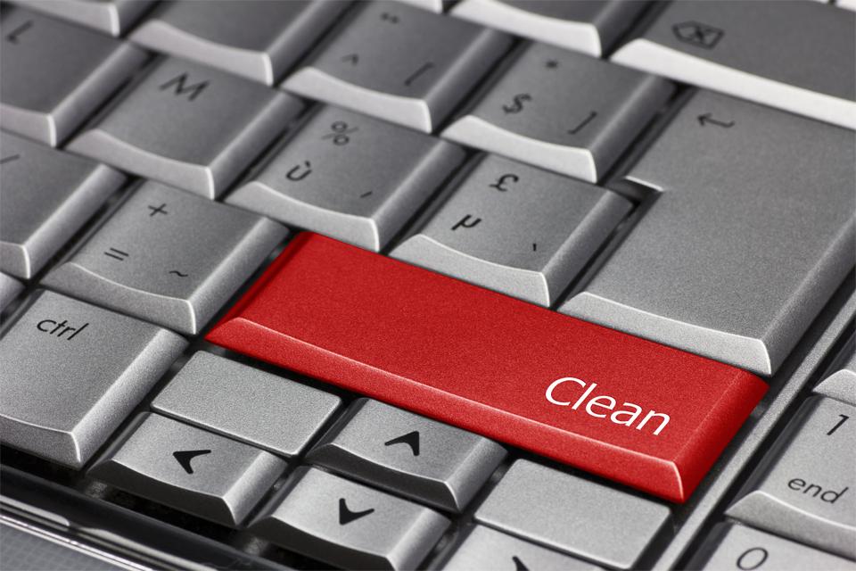 Computer Key Clean