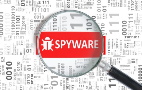 Computer Security Spyware Alert