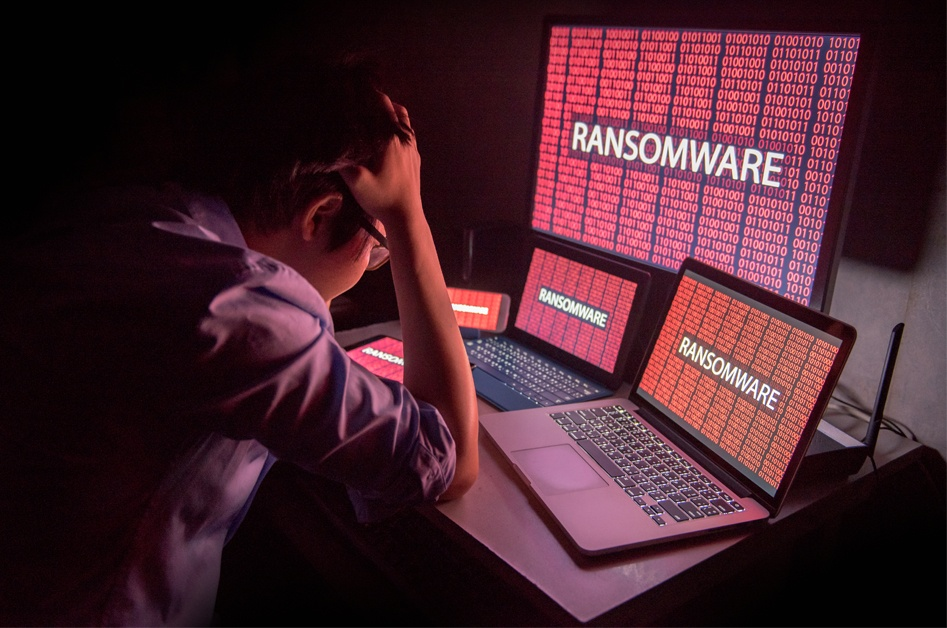 Frustrated with Ransomware