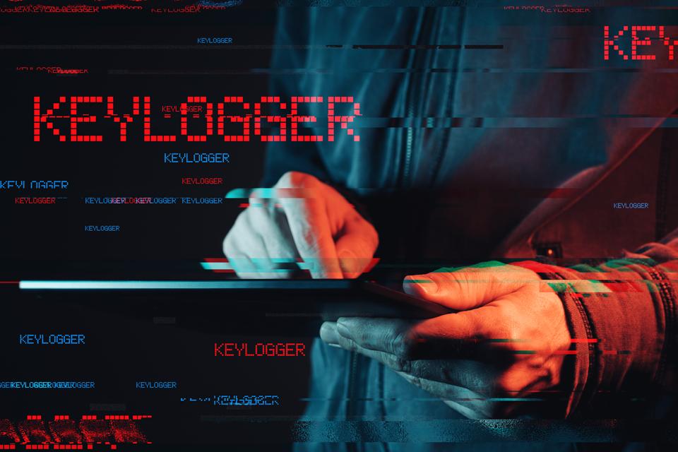 Keylogger Using Tablet