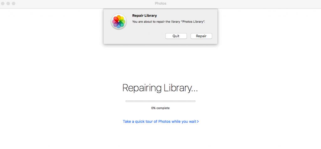 Mac Repairing Library