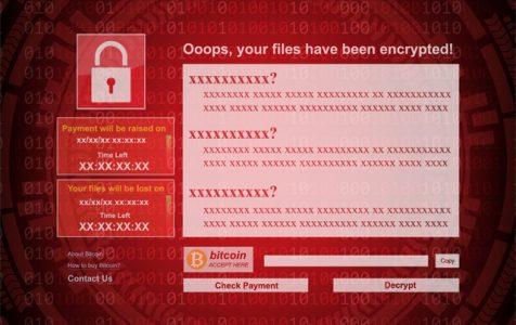 Malware Ransomware Wannacry Virus