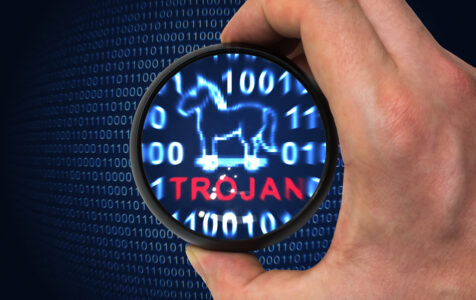 Antivirus Found Trojan Malware