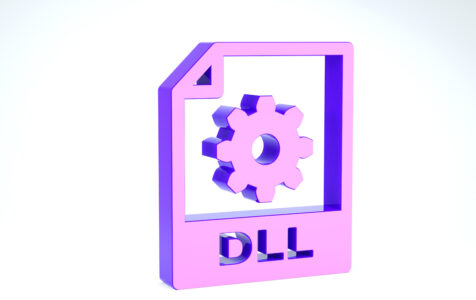 Purple Dll File