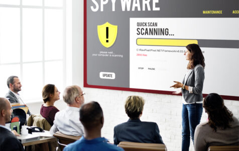 Spyware Comuter Hacking