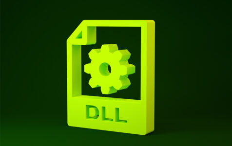 Yellow Dll File