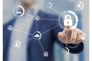 Cybersecurity Network Connected