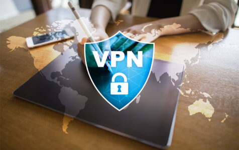 VPN - Security Encrypted Connection