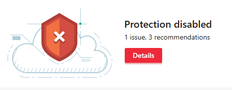 Disable Your Third-Party Antivirus