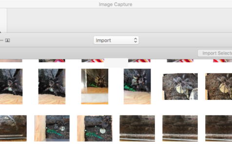 Mac Image Capture