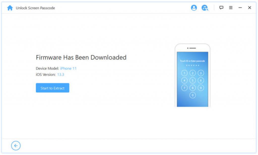 Firmware Has Been Downloaded
