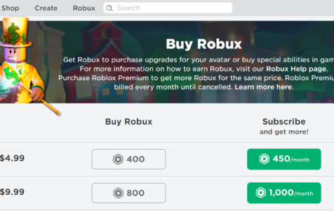 Buy Robux
