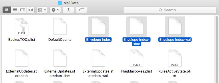 Delete Envelope Files