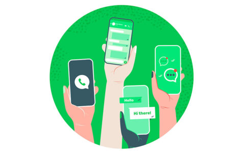 Whatsapp Chat Screen