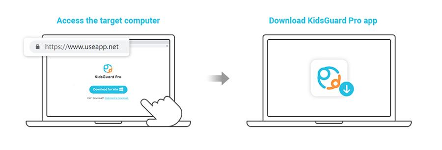 Download KidsGuard Pro iOS