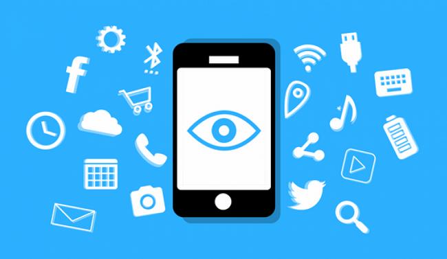 Spy App for iPhone