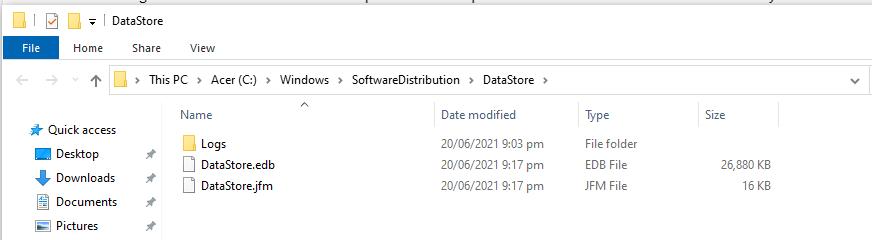 DataStore