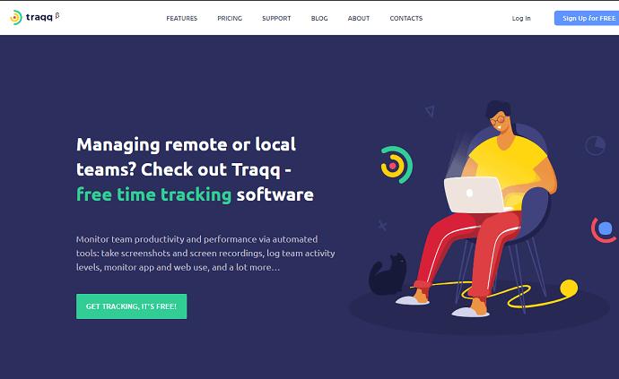 traqq.com
