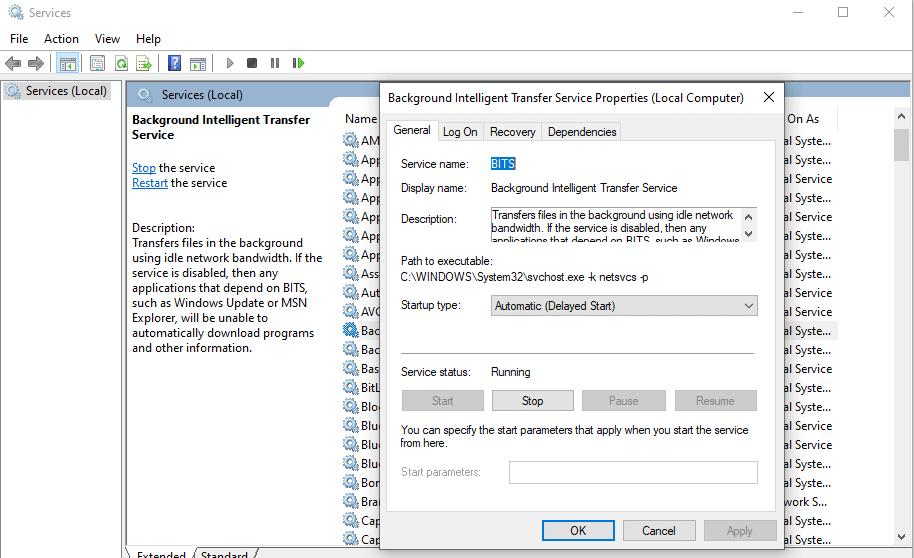 How to Fix 0x8007042c Windows Update
